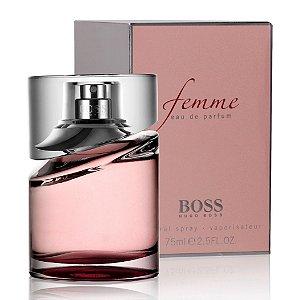 Perfume Importado Hugo Femme Edp 75ml - Hugo Boss Feminino