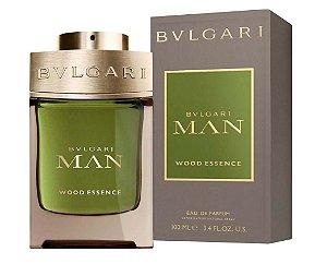 Bvlgari Wood Essence Edp 100ml Perfume Importado Original Masculino