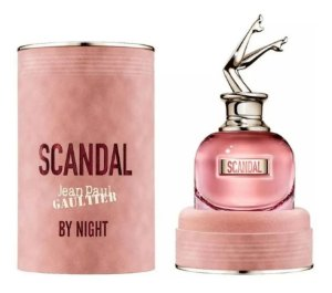 Scandal By Night Edp 80ml Jean Paul Gaultier Perfume Importado Original Feminino