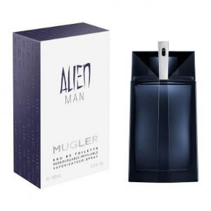 Alien Man Edt 100ml Perfume Importado Original Masculino