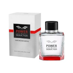 Power of Seduction Edt 200ml Perfume Importado Original Masculino