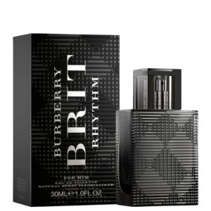 Burberry Brit Rhythm Edt 30ml Perfume Importado Original Masculino