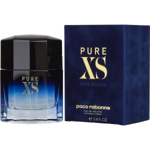 Pure Xs Edt 50ml Paco Rabanne Perfume Importado Original Masculino