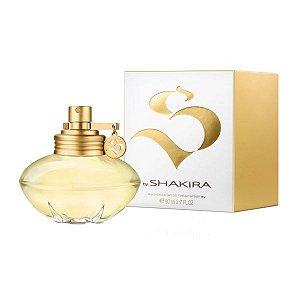 Perfume S By Shakira Shakira Eau de Toilette Feminino 80 ml