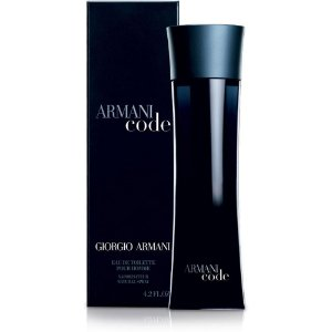 Armani Code Edt 200ml Armani Perfume Importado Original Masculino