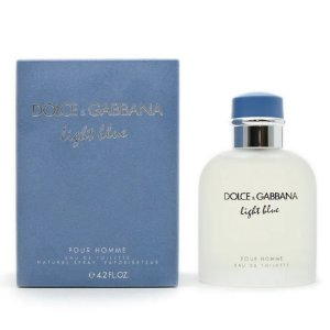 Light Blue Edt 200ml Dolce Gabbana Perfume Importado Original Masculino