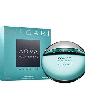Bvlgari Aqva Marine Edt 100ml Perfume Importado Original Masculino