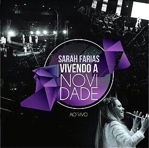 Sarah Farias - Vivendo a novidade AO VIVO