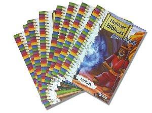 Histórias Bíblicas - Ler e Colorir (PACOTE)