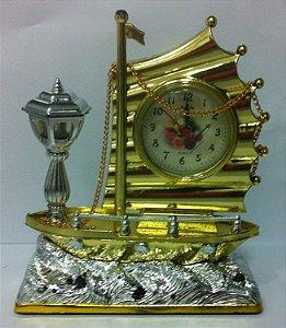 Relógio barco