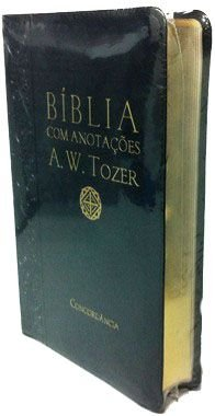 Bíblia com anotações A. W. Tozer
