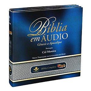 Bíblia em áudio NTLH