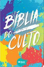Bíblia do Culto Pequena