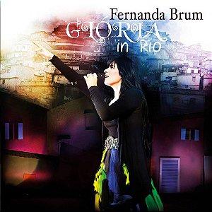 Fernanda Brum Gloria In Rio