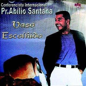 Abílio Santana- Vaso Escolhido