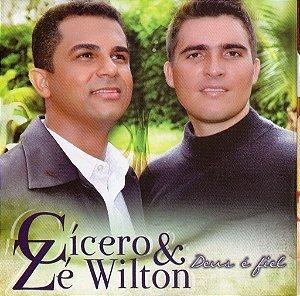 Cícero e Zé Wilton- Deus é fiel