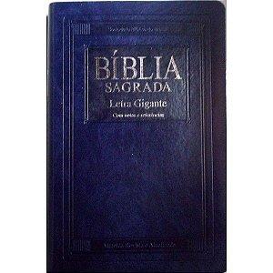 Bíblia Sagrada Com notas e referências