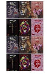 Harpa Crista atacado 10 Harpas