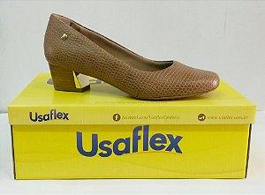 Sapato Usaflex S6501/62 Bege
