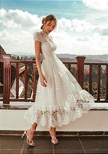 Vestido Midi DOCE MARIA