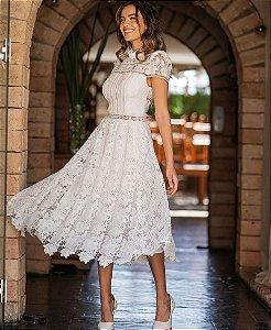 Vestido Midi Doce Maria Sueli