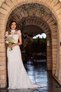 Vestido Longo Doce Maria Mel