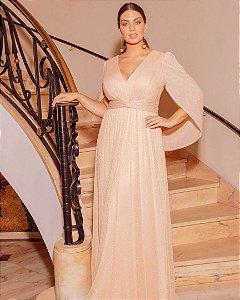 Vestido em Lurex Angelina - Curves