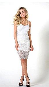 Vestido Guipir LeBlogStore P&B