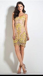 Vestido Bordado LeBlogStore