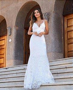 Vestido de Noiva Doce Maria Italia