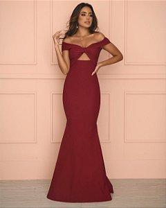 Vestido Sereia Longo Versalles