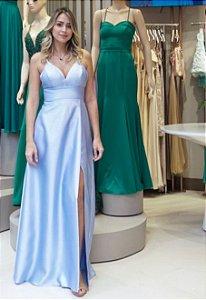 Vestido Azul Serenity Sophia