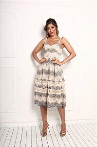 Vestido Doce Maria Stripes IlhaBela