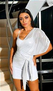 Vestido com Alça Nina
