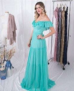 Vestido Longo Sori Hera