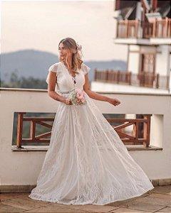 Vestido de Noiva Doce Maria Bella