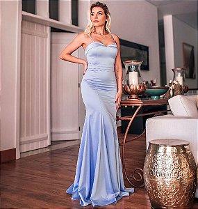 Vestido Longo Sereia Vienna