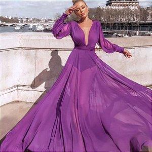 Vestido Monalisa 3 em 1