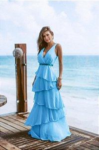 Vestido Camadas Juliete