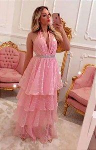 Vestido em Camadas Jully