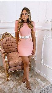 Vestido curto Alfaiataria Tayla