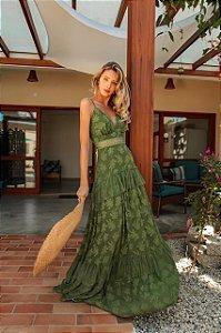 Vestido Longo Catharina Doce Maria