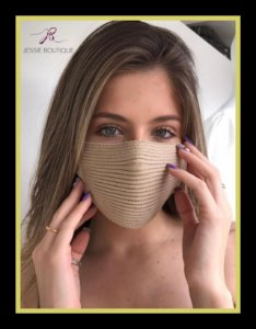 Máscara em Fio Modal Jessie
