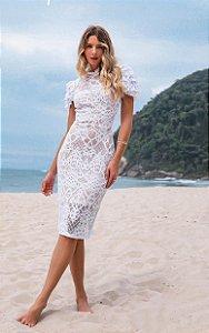 Vestido Midi Doce Maria Almare