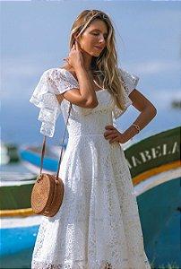 Vestido Midi Classic Doce Maria