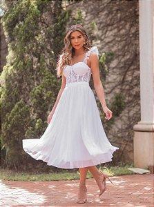 Vestido Corselet Bianca