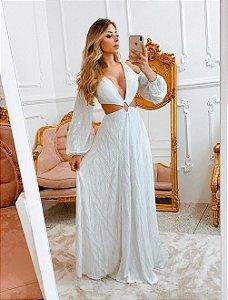 Vestido com Hotpaint Giovanna
