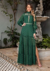 Vestido Longo Aisha Doce Maria Win21