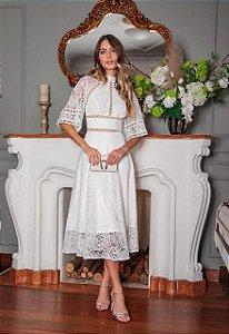 Vestido Midi Camilly Doce Maria