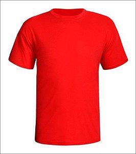 Camisa Vermelha Personalizada